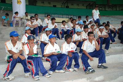 Tour to Chennai 2007