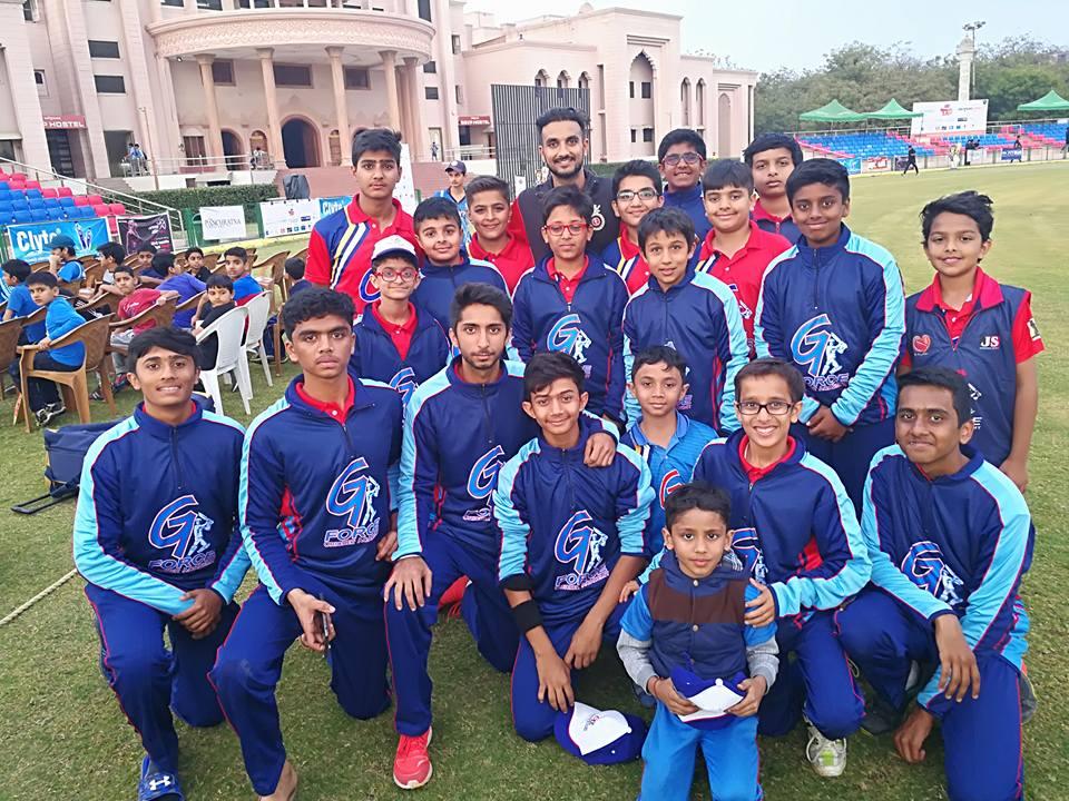 Gujarat Cricket Tour 2017